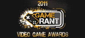 2011 Game Rant Video Game Awards